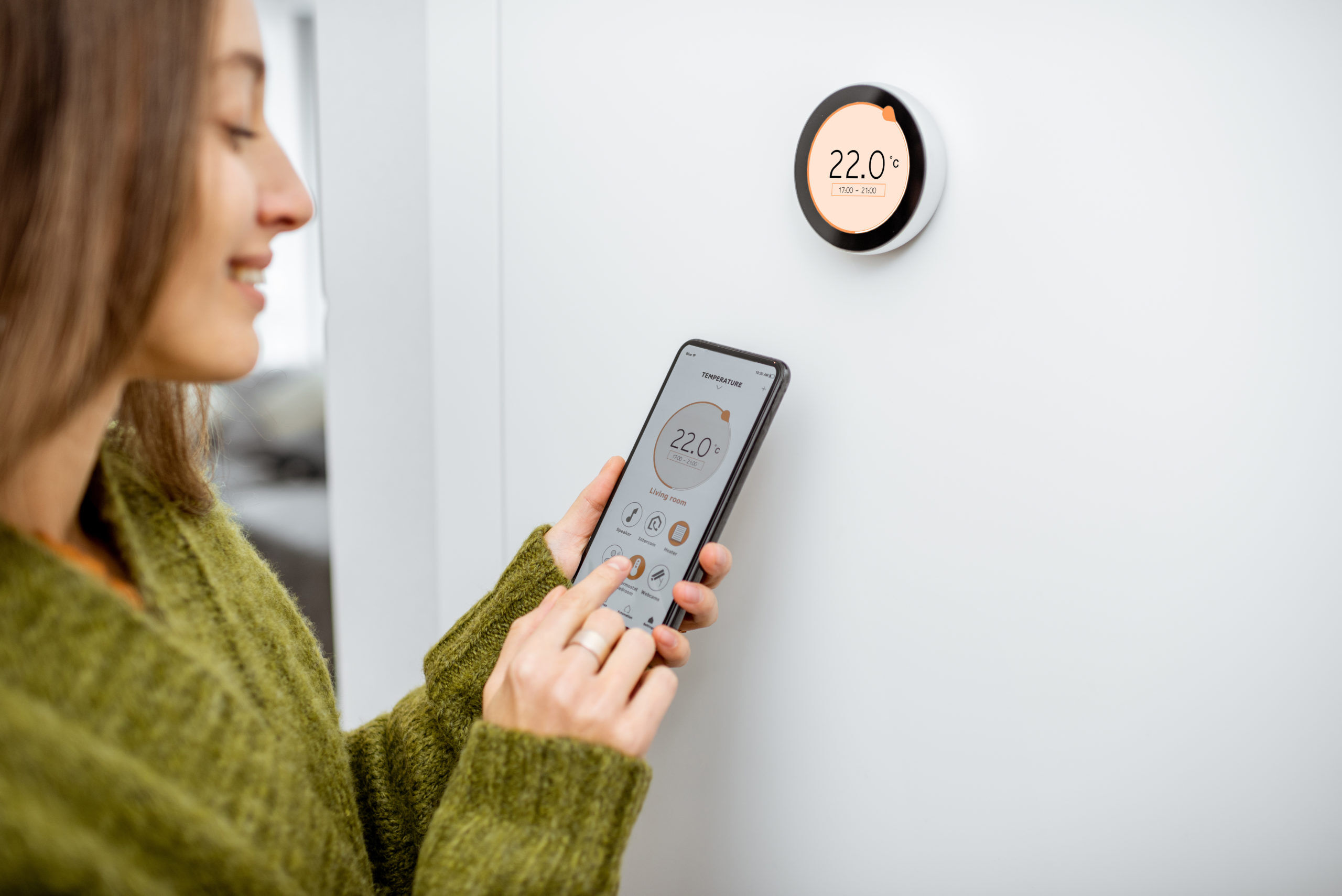 """Featured image for """"The Benefits of Switching to a Smart Thermostat"""""""