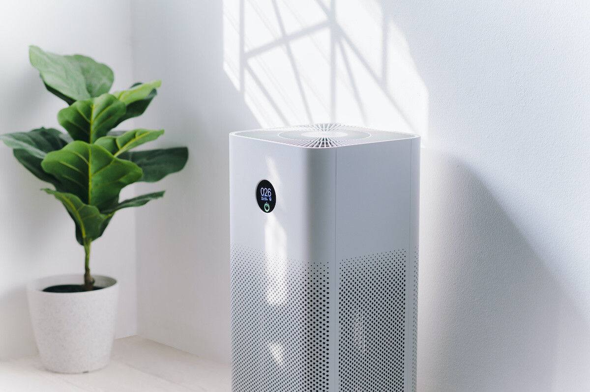 """Featured image for """"The Benefits Of Using An Air Purifier"""""""